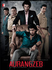 aurangzeb movie cover