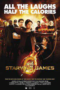 The Starving Games main cover
