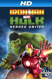 Iron Man & Hulk: Heroes United main cover