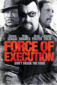 Force of Execution main cover