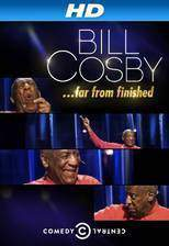 bill_cosby_far_from_finished movie cover