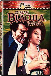 Scream Blacula Scream main cover