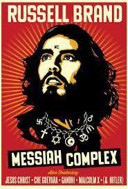 Russell Brand: Messiah Complex main cover