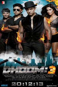 Dhoom: 3 main cover
