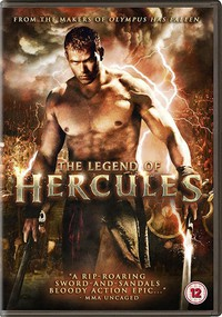 The Legend of Hercules main cover
