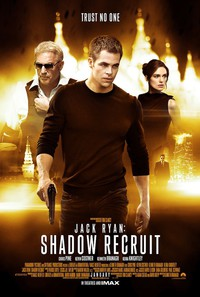 Jack Ryan: Shadow Recruit main cover