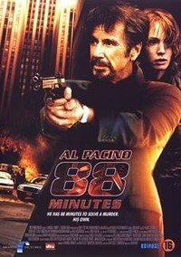 88 Minutes main cover