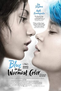 Blue Is the Warmest Color main cover