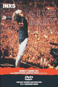 INXS: Live Baby Live main cover