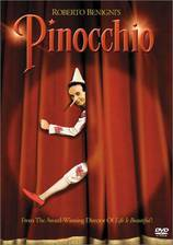 pinocchio movie cover