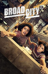 Broad City movie cover