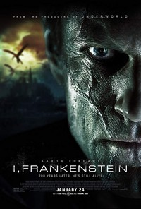 I, Frankenstein main cover