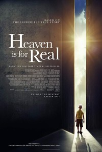 Heaven Is for Real main cover