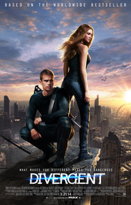 The Divergent main cover