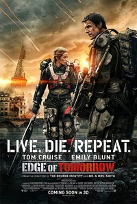 Edge of Tomorrow main cover