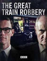 The Great Train Robbery movie cover