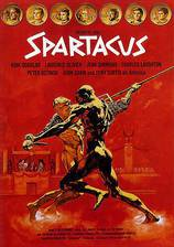 spartacus1960 movie cover