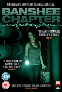 The Banshee Chapter main cover