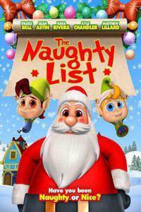 The Naughty List main cover