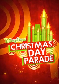 Disney Parks Christmas Day Parade main cover