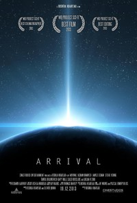 Arrival main cover