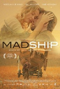 Mad Ship main cover