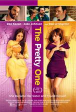 the_pretty_one movie cover