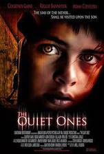the_quiet_ones movie cover