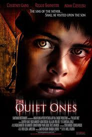 The Quiet Ones main cover