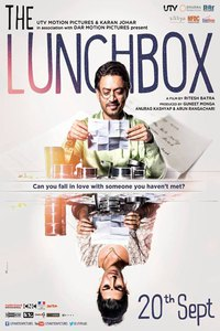 The Lunchbox main cover