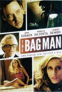 The Bag Man main cover