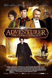 The Adventurer: The Curse of the Midas Box main cover