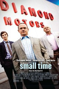 Small Time main cover