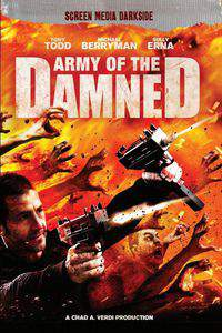 Army of the Damned main cover