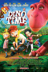 Dino Time main cover