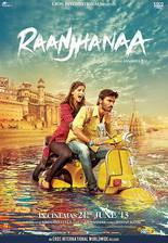 raanjhanaa movie cover