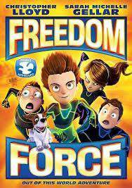 Freedom Force main cover