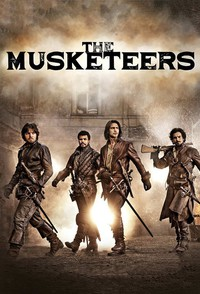 The Musketeers movie cover