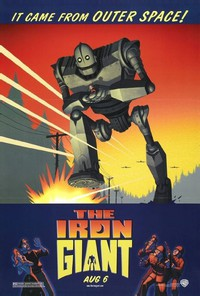 The Iron Giant main cover