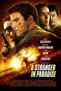 A Stranger in Paradise main cover