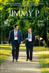 Jimmy P. main cover