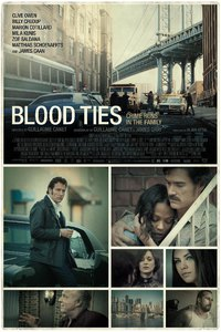 Blood Ties main cover
