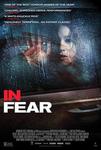 In Fear main cover