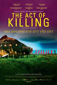 The Act of Killing main cover