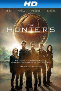 The Hunters main cover