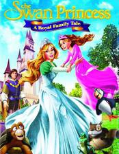 the_swan_princess_a_royal_family_tale movie cover