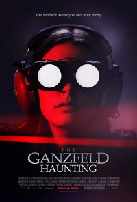 The Ganzfeld Haunting main cover