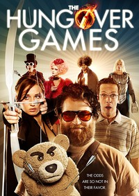 The Hungover Games main cover