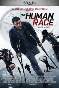 The Human Race main cover