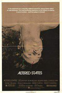 Altered States main cover